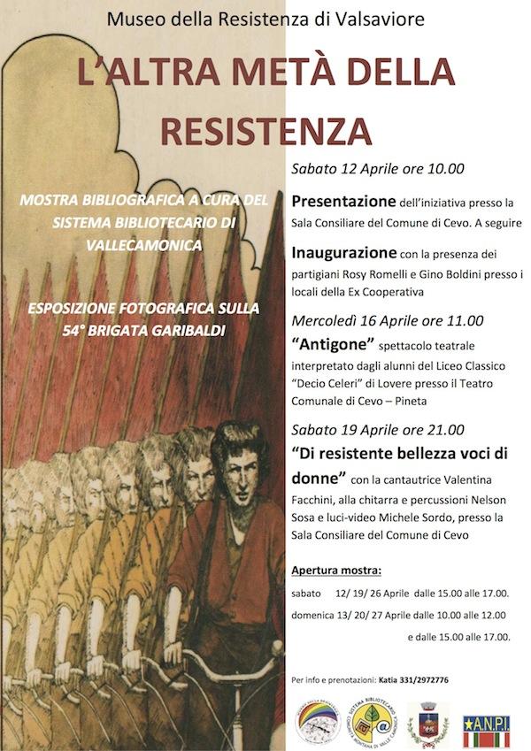 Locandina - L'altra metà della Resistenza