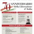 Nel 2015 il Comitato organizzativo unitario per le celebrazioni del 25 aprile ha scelto Darfo Boario Terme per ricordare il 70° della Liberazione. pdf Locandina 25 aprile 2015