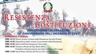 CEVO 3 luglio 1944/2020 RESISTENZA COSTITUZIONE